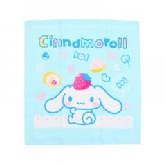 Sanrio Handkerchief Wash Towel - Cinnamoroll