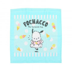 Sanrio Handkerchief Wash Towel - Pochacco