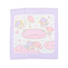 Sanrio Handkerchief Wash Towel - Little Twin Stars
