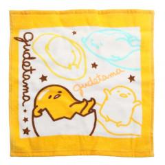 Sanrio Handkerchief Wash Towel - Gudetama