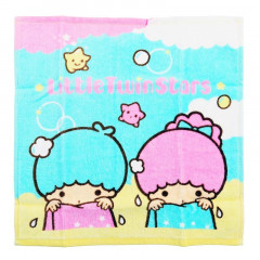Sanrio Handkerchief Wash Towel - Little Twin Stars