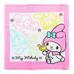 Sanrio Handkerchief Wash Towel - My Melody