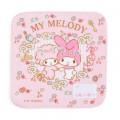 Japan Sanrio Handkerchief Petit Towel - My Melody - 1
