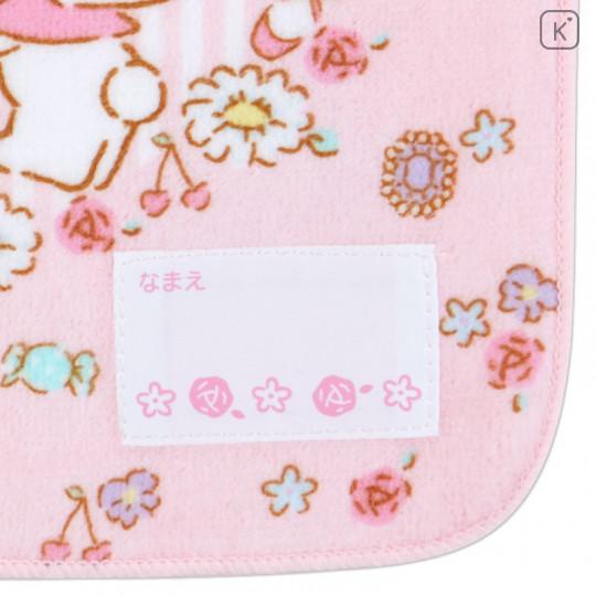 Japan Sanrio Handkerchief Petit Towel - My Melody - 3