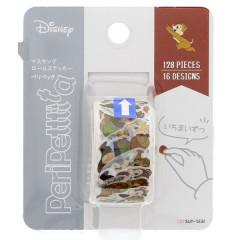 Japan Disney Peripetta Roll Sticker - Chip & Dale