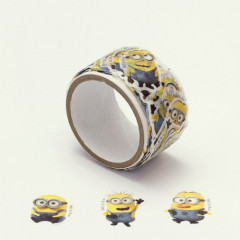 Despicable Me Flake Masking Sticker Roll - Minions