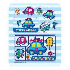 Sanrio Sticker - The Runabouts