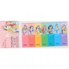 Japan Disney Princesses Sticky Notes - Colorful