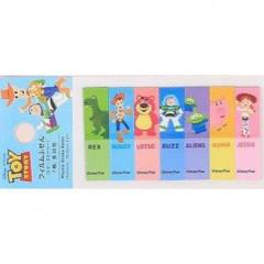 Japan Disney Sticky Notes - Toy Story Colorful