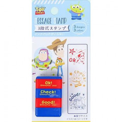 Japan Disney Stamp Chop - Toy Story