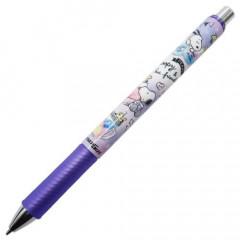 Japan Snoopy Pentel EnerGize 0.5mm Mechanical Pencil - Purple