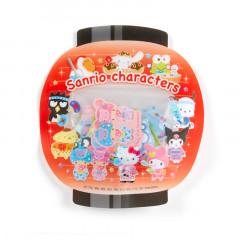 Sanrio Flake Stickers 40pcs - Japanese Style