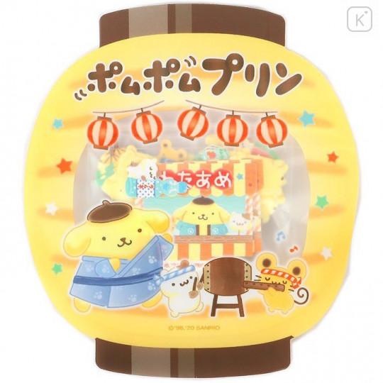 Sanrio Flake Stickers 40pcs - Japanese Pompompurin - 1