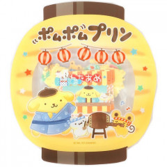 Sanrio Flake Stickers 40pcs - Japanese Pompompurin