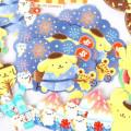 Sanrio Flake Stickers 40pcs - Japanese Pompompurin - 3