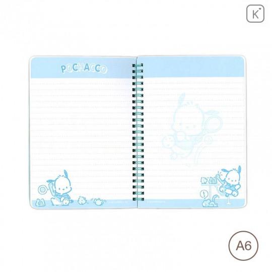 Sanrio A6 Notebook - Pochacco - 3
