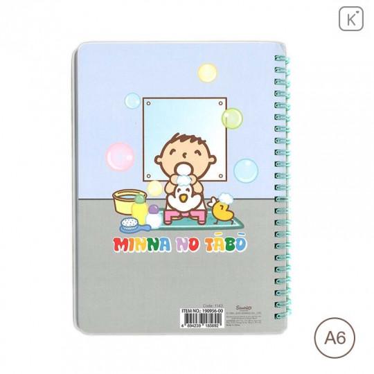 Sanrio A6 Notebook - Minna No Tabo - 2
