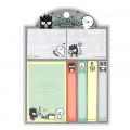 Japan Sanrio Sticky Notes - Bad Badtz-maru - 1