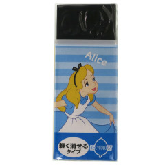 Japan Disney Alice in Wonderland Eraser - Black