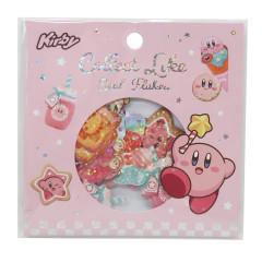 Japan Kirby Masking Seal Flake Sticker - Glitter