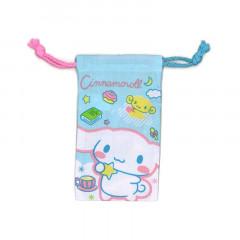 Sanrio Slim Drawstring Bag - Cinnamoroll