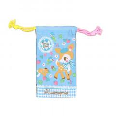 Sanrio Slim Drawstring Bag - Hummingmint