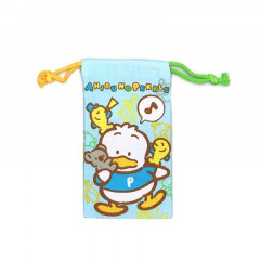 Sanrio Slim Drawstring Bag - Ahirunopekkle