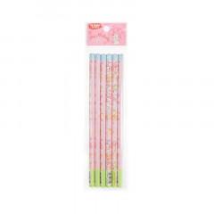 Sanrio Pencil Set - My Melody