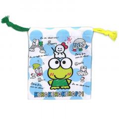 Sanrio Drawstring Bag - Kerokerokeroppi