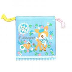 Sanrio Drawstring Bag - Hummingmint