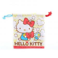 Sanrio Drawstring Bag - Hello Kitty