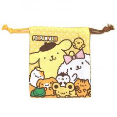 Sanrio Drawstring Bag - Pompompurin