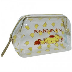 Japan Sanrio Pouch Makeup Bag - Pompompurin