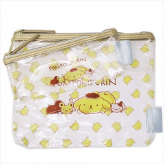 Japan Sanrio Pouch Makeup Bag Set - Pompompurin