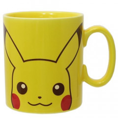 Japan Pokemon Ceramic Mug - Pikachu