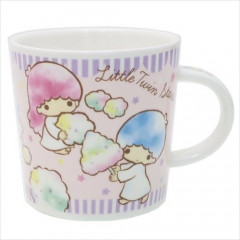 Japan Sanrio Pottery Mug - Little Twin Stars Pink
