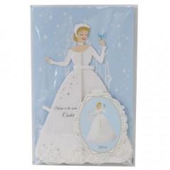 Japan Disney Honeycomb Card - Snow White