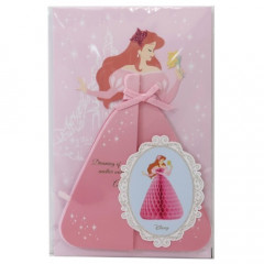 Japan Disney Honeycomb Card - Ariel
