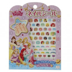 Japan Disney Nail Sticker - Princess