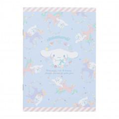 Japan Sanrio A5 Staple Notebook - Cinnamoroll