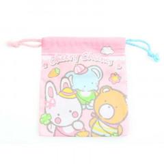 Sanrio Drawstring Bag - Cheery Chums