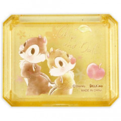 Japan Disney Seal Flake Sticker with Case - Chip & Dale