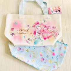 Japan Disney Bag & Cooler Bag - Princess Little Mermaid Ariel