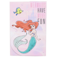Japan Disney Sticky Notes - Little Mermaid Ariel