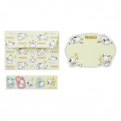 Japan Sanrio Letter Envelope Set - Pochacco