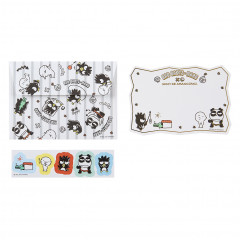Japan Sanrio Letter Envelope Set - My Bad Badtz-Maru