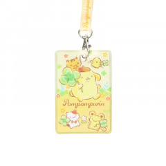 Sanrio Pass Case Card Holder - Pompompurin