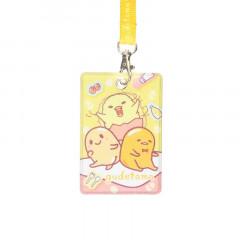 Sanrio Pass Case Card Holder - Gudetama