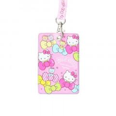 Sanrio Pass Case Card Holder - Hello Kitty