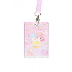 Sanrio Pass Case Card Holder - Little Twin Stars